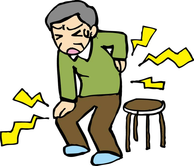 柏市で椅子から立つ時の膝の痛みでお悩みの方へ